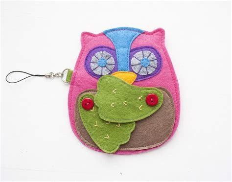Top Zipper Owl Berkualitas 74 best felt crafts toys diy ideas for home decor поделки из фетра images on