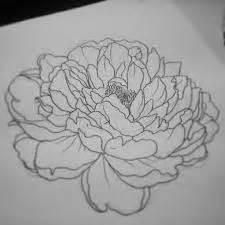 japanese peony tattoo black and grey t a t t o o s on pinterest peonies tattoo pine tree