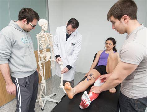 notas de corte de fisioterapia inef universidades un sobre bienes inmuebles