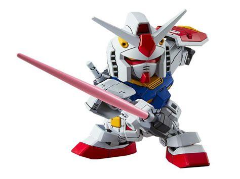 Sd Bb 77 Bujin Gundam Gundam Sd Ex Standard Rx 78 2 Gundam Model Kit