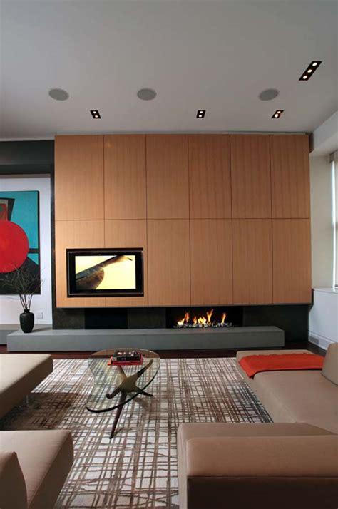 Idee Cheminee Design id 233 es pour cr 233 er une chemin 233 e au design minimaliste