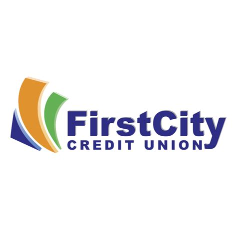 credit union logo first city credit union free vectors logos icons and
