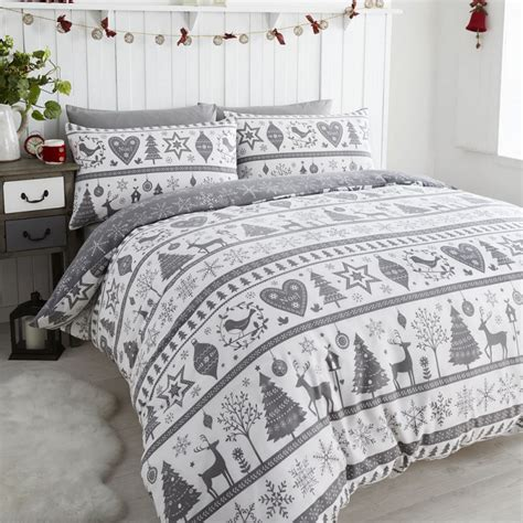 Quilt Cover Sets by Noel Grey Quilt Cover Set Bedding Sets