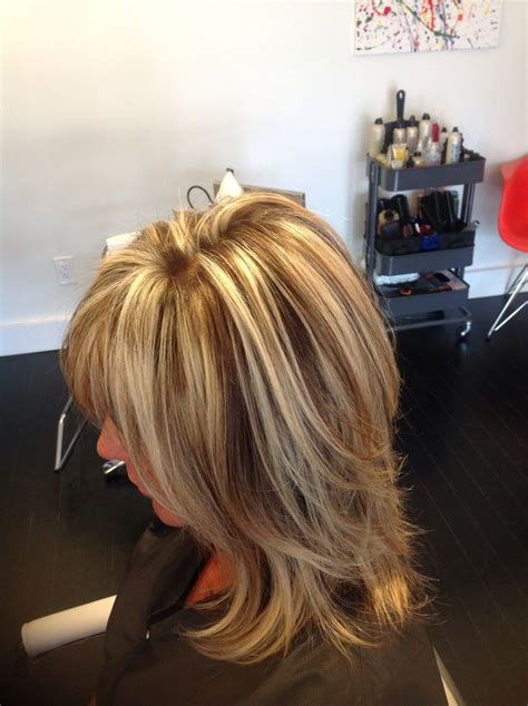 highlights lowlights on front of hair only best 25 chunky blonde highlights ideas on pinterest