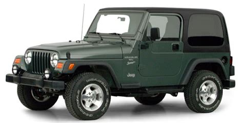 2000 Jeep Wrangler Owners Manual Owners Manual Usa