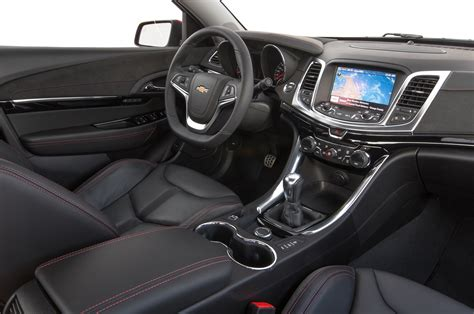 Chevy Ss Interior by 2015 Chevrolet Ss Manual Test Photo Gallery Motor