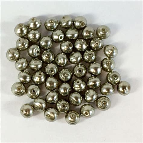 vintage jewelry supplies vintage baroque pearls glass pearls 08732 b sue