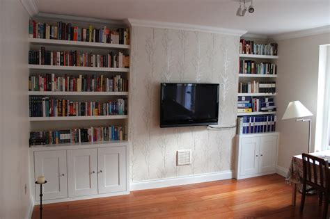 Fitted Bookcases fitted wardrobes and bookcases in shelving and