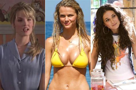 hot chick adam sandler the 11 hottest women in adam sandler movies