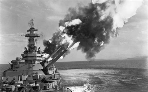 the naval war in features of ii world war