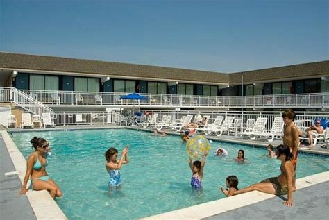 harris house ocean city nj the biggest heated pool in ocean city nj picture of harris house motel ocean city