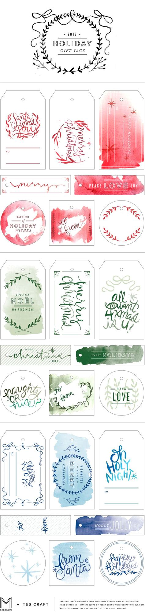 christmas gift tags printable elegant free printable 742 best printable labels and tags images on pinterest