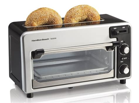 Time Toaster Hamilton Beach Toastation Review Buy This Combo Unit
