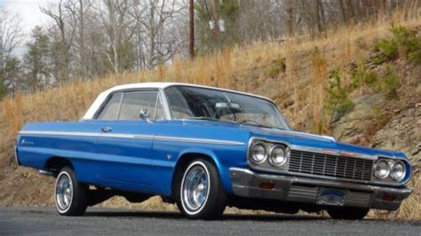 64 impala hydraulics for sale purchase used 1964 chevy impala ss lowrider w hydraulics