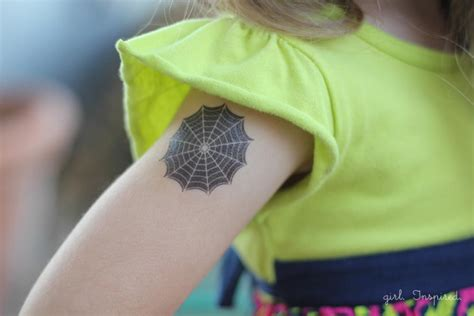 temporary tattoos make your own home party ideas