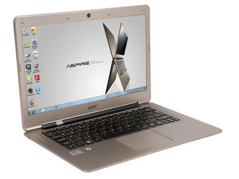 Laptop Acer Aspire Ultrabook S3 301 moved permanently