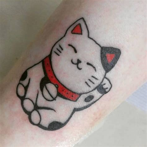tattoo cat lucky 45 cute and lovely cat tattoos ideas for cat lovers