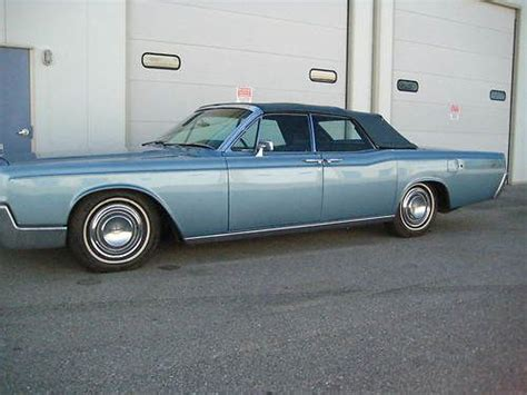 lincoln warehouse find used 1967 lincoln continental convertible warehouse