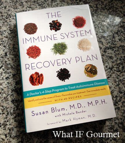 The Immune System Recovery Plan 2013 A Great Resource