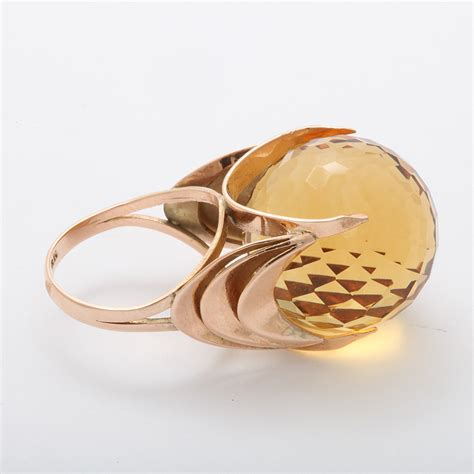 Citrine Rings by Citrine Band Rings Www Imgkid The Image Kid Has It