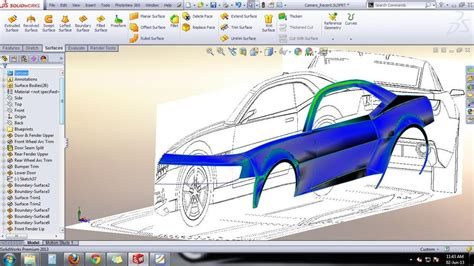 tutorial solidwork book blueprint car solidworks choice image blueprint design