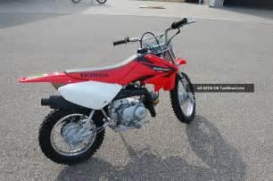 Honda 70 Dirt Bike 2005 Honda Crf 70 Dirt Bike Condition Same As Xr 70
