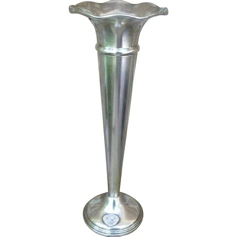 silver vase cartier sterling silver vase from amazingamericana on ruby
