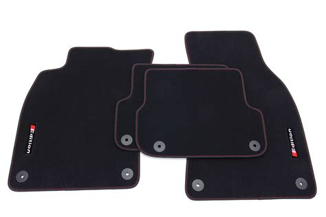 Audi A6 Mats by Edition Floor Mats Fits For Audi S Line S6 A6 4f C6 2006