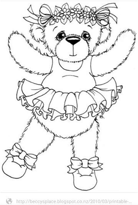 cute ballerina coloring pages 34 best quhantria birthday colour in pics images on
