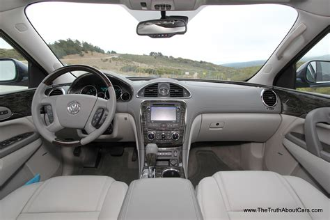 Buick Enclave Pictures Interior by Review 2014 Buick Enclave With The About Cars