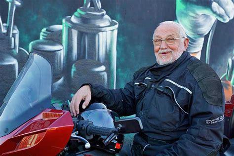 Motorradmesse Olpe by Mit 82 Jahren Quad Opa Wilfried Landsch 252 Tze Atv Quad