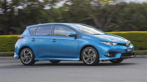 Toyota Corolla Hatchback 2017 Toyota Corolla Hatch New Car Sales Price Car News