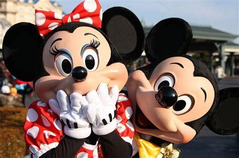 Pulpen Tokyo Disney Resort Mickey Mouse Black 1 mickey mouse minnie mouse image 523332 on favim