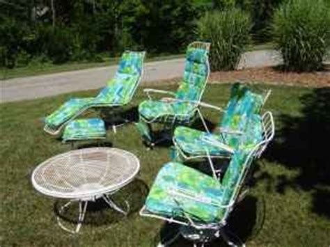 homecrest vintage outdoor furniture place