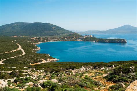 alghero porto conte parco naturale regionale porto conte sardegnaturismo