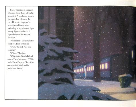 polar express picture book children s books the polar express