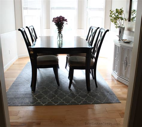 Area Rug For Dining Room Table Dining Room Rug Table Peenmedia