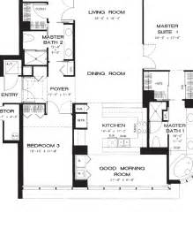 Naples Floor Plan by Floor Plan C 03 Of St Pierre In Waterpark Place At