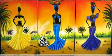 imagenes cuadros negras africanas negras africanas neggras pinterest africanos
