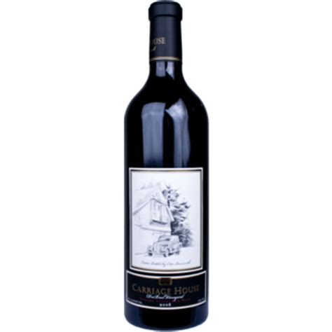 Carriage House Wines by 2008 Cote Bonneville Dubrul Vineyard Carriage House Wine