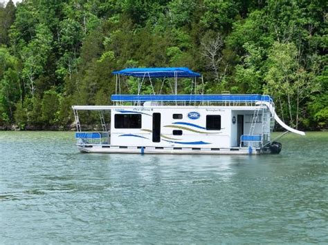 boats for sale dale hollow lake used 2007 houseboat custom pontoon houseboat dale hollow