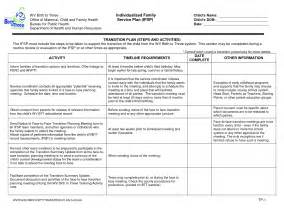 individual service plan template best photos of individual service plan template