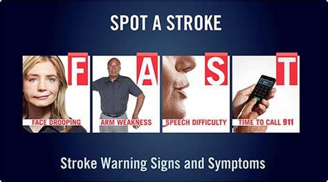 stroke symptoms aid for stroke symptoms frugal