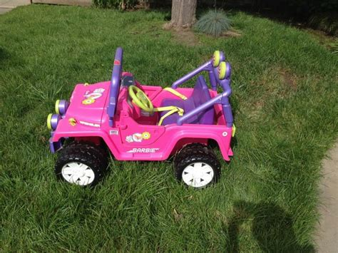pink jeep power wheels 76 best images about kids toys on pinterest power