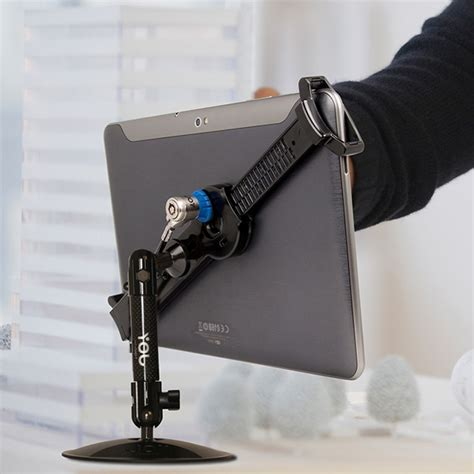 10 Inch Tablet Secure Wall Mount by Secure Tablet Mount For 7 To 10 Inch Tablets