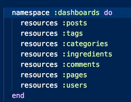 rails layout null controller rails routing help for dashboard namespace