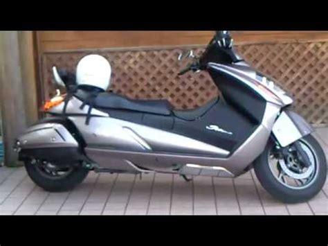 Suzuki Big Scooter 美女 Suzuki 250 Gemma Motorcycle Big Scooter Scooter
