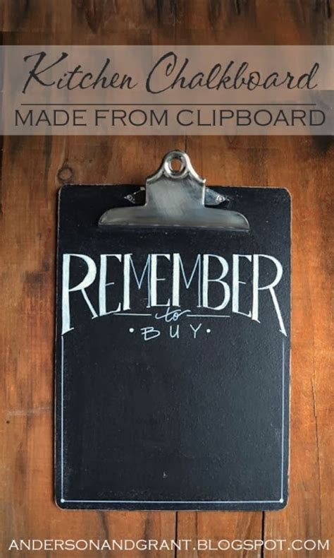 59 trendy diy chalkboard ideas and paint project for
