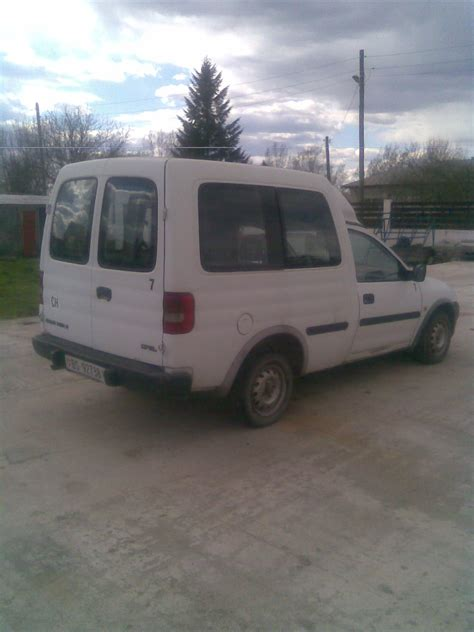 opel combo 1996 1996 opel combo tour pictures information and specs