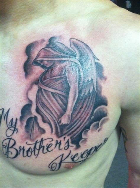 my brother s keeper tattoo pinterest brother